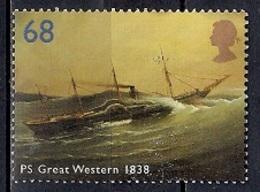Great Britain 2004 - Ocean Liners - 1952-.... (Elizabeth II)