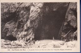29 CLEDEN-CAP-SIZUN La Grande Grotte De L'Est De La Baie Des Trépassés - Animée - Cléden-Cap-Sizun