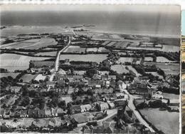 PENVINS  Vue Aérienne Panoramique De Penvins, Au Loin La Pointe  Cim 6669, Envoi 1953 - Andere Gemeenten
