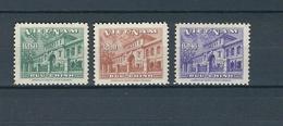 SOUTH VIETNAM, 1956 UPU Membership  3v MNH - U.P.U.