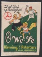 Denmark, Poster Stamp, Maerkat Nr. 2833, Mounted! - Emissions Locales