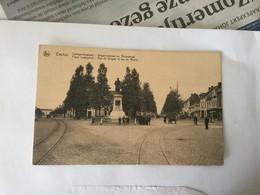 EEKLO 1928  EECLOO LEDEGANCKPLAATS BRUGSCHESTRAAT EN MOLENSTRAAT - Eeklo