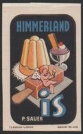Denmark, Poster Stamp, Maerkat Nr. 4402, Mounted! - Emissions Locales