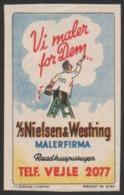 Denmark, Poster Stamp, Maerkat Nr. 2161, Mounted! - Emissions Locales