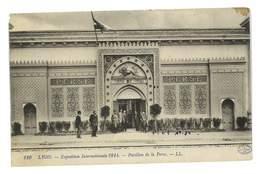 CPA 69 LYON EXPOSITION 1914 PAVILLON DE LA PERSE - Lyon