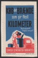 Denmark, Poster Stamp, Maerkat Nr. 968, Mounted! - Emissions Locales