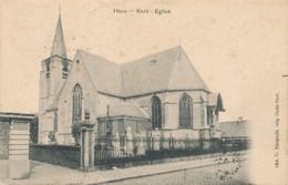 CPA - Belgique - Hove - Kerk - L'Eglise - Hove