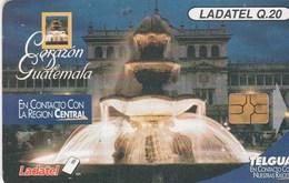 Guatemala - Corazon De Guatemala - Guatemala