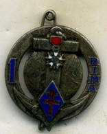 Insigne 1er Rgt D Artillerie Marine___drago - Army