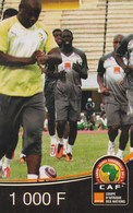 Senegal - Orange - Football Team. Gabon - Guinee Equatoriale 2012 - Senegal