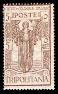 1926 Tripolitania - Tripolitania