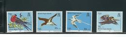 BRITISH VIRGIN ISLANDS, 1980, London'80 Philatelic Exhibition (BIRDS) 4v MNH - British Virgin Islands