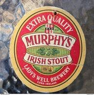 Cinq Sous-bocks Murphy's - Kaiser Bier - Pelforth - Tennent's - Kronenbourg (années 90) - Beer Mats