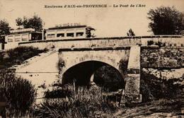 13 - Environs D'AIX-en-PROVENCE - Le Pont De L'Arc - Aix En Provence
