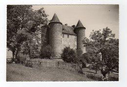Avr19   1584390   Montsalvy   Le Vieux Chateau De Senezergue - Other Municipalities