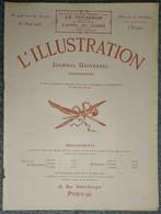 L'Illustration 4198 18 Aout 1923 La Pacification Du Maroc/Temple De Vichnou/Fête Des Bijoux à Anvers/Pierre Lissac/Zoo - Journaux - Quotidiens