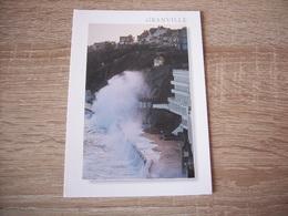 GRANVILLE (50) : Un Jour De Tempête... - (Réf. 26.143) - Granville