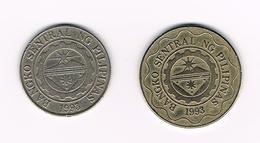 °°°  PILIPINAS  1 + 5  PISO  1997 - Philippines