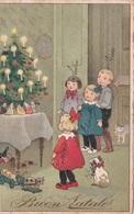 BUON NATALE   VG AUTENTICA 100% - Christmas