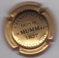 MUMM N°123 COTE 20 - Champagne