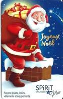 Carte Cadeau - Spirit Of Cadeau Plus - Le Père Noel   -  GIFT CARD /GESCHENKKARTE - Cartes Cadeaux