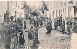 CPA - Belgique - Veurne - Furnes - Procession - Veurne