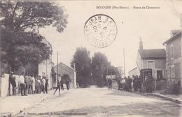 (42)   BOLOGNE - Route De Chaumont - France