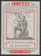 Netherlands, Cinderella, 25 Jaar Zonnestraal, Mint - Autres