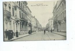 Louvain Rue De La Station Vers La Gare - Leuven