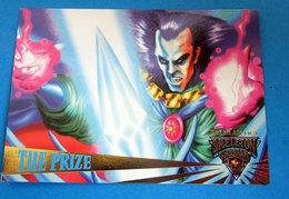THE PRIZE SKELETON WARRIORS   FLEER ULTRA 1995 - Altri