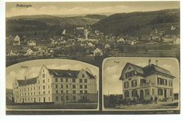 MATZINGEN Mühle Post Mit Postkutsche - TG Thurgovia