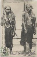 TONKIN - ANNAM - Marchand Moïs. Beau Plan, CPA Ayant Circulé En 1909. BE. - Viêt-Nam