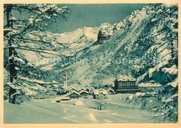 12712424 Gressoney La Trinite Grand Hotel Busca Thedy Monterosa - Non Classés