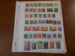 Lot N°301 MONACO..collection  Semi Modernes Sur Pages D'albums Neufs Ou Obl. - Collections (with Albums)