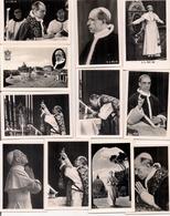 Beau Lot De 18 Photos Dont 5 Format CP   -   Le PAPE PIE XII - Images Religieuses