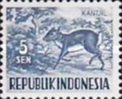 MINT STAMPS Indonesia - Domestic Animals  -  1956 - Indonesia