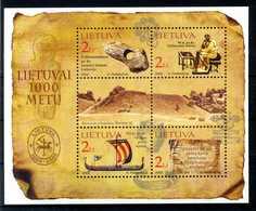 2002 LITUANIA BF25 MNH ** - Lituania