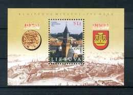 2002 LITUANIA BF26 MNH ** - Lituania