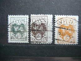 Central Lithuania Lietuva Litauen Lituanie Litouwen # 1921 Used # Mi. 20/2A - Lituania