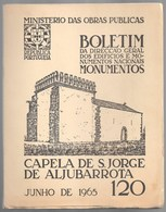 Aljubarrota - Capela De S. Jorge. Leiria. Portugal. - Bücher, Zeitschriften, Comics