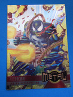 VENOM CARD METAL 1995 - Marvel