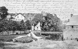 ¤¤   -   ROYAUME-UNI  -   PAYS De GALLES  -  BRECON , Castel & Bridge      -  ¤¤ - Breconshire