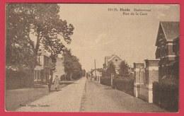 Heide - Statiestraat - 1931 ( Verso Zien ) - Dessel