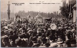 75 PARIS - Marche De L'armée 1904 - La Foule Après Le Départ - Autres