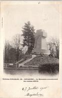 45 COULMIERS -monument Commémoratif Des Combats De 1870 - - Coulmiers