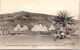 TUNISIE - BIR REINTA - Campagne De 1915, Le Fortin Et Camp Retranché - Tunisie