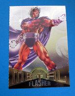 FLASHER CARD METAL 1995 - Marvel