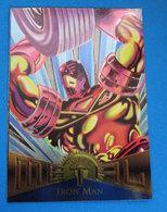 IRON MAN CARD METAL 1995 - Marvel