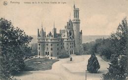CPA - Belgique - Antoing - Château De S. A. Le Prince De Ligne - Antoing