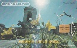 Guatemala - Plazuela Espana - Guatemala